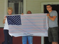 Flag of Honor Presentation